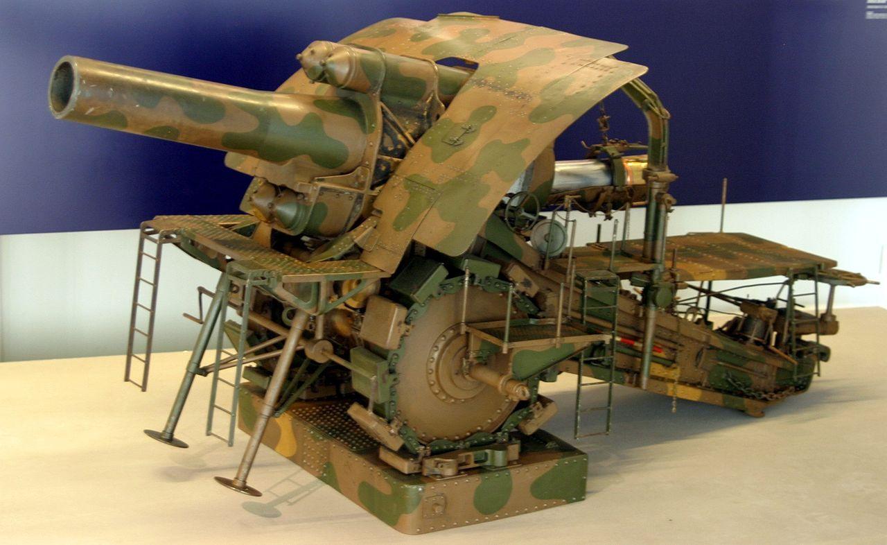 MuseedelArmeeIMG 0984 Big Bertha (howitzer