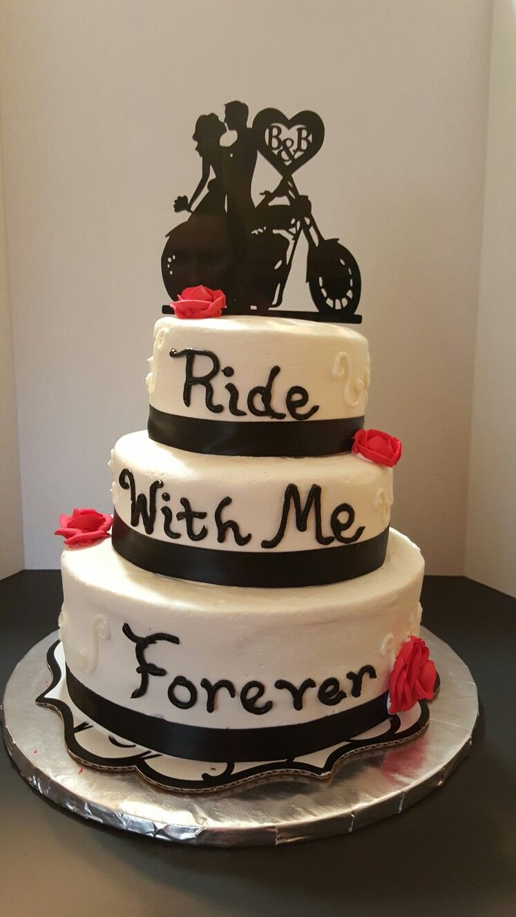 motocross themed wedding cake biker wedding cake cakes my cakes bikers 17590