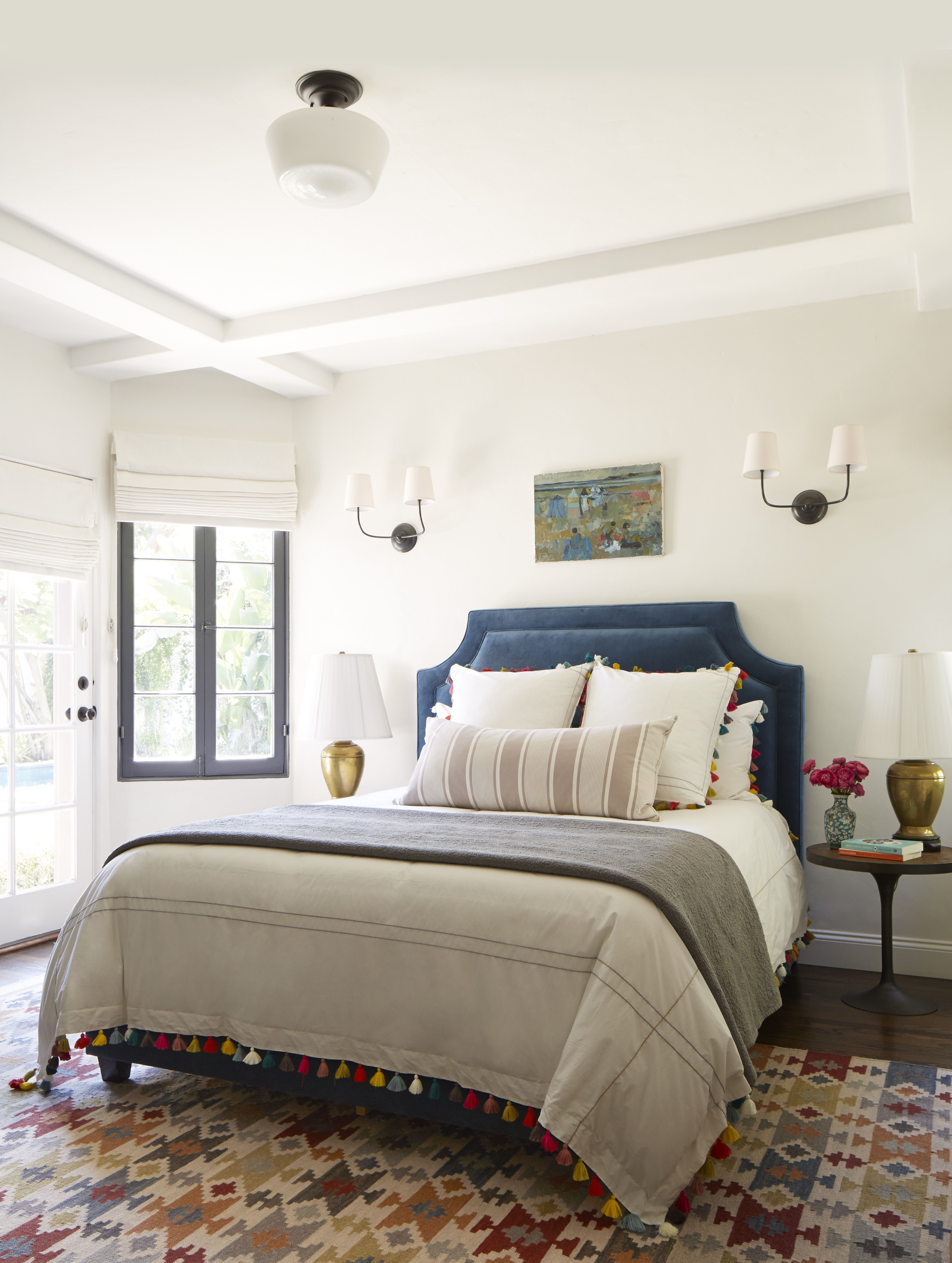 Best Rustic Spanish California Home – Simple Eclectic Guest 400 x 300