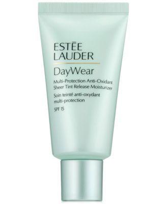 Estée Lauder Daywear Sheer Tint Multi Protection Anti Oxidant Sheer Tint Release Moisturizer Broad Spectrum Spf 15 Estee Lauder Moisturizer Tinted Moisturizer