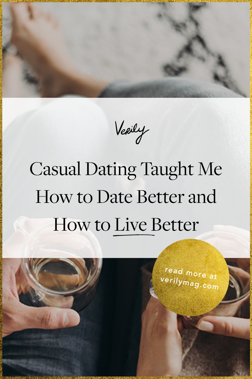 Casual dating or more