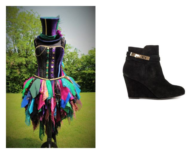 """""""mad hatter"""" by bj-ruff on Polyvore featuring Chinese Laundry"""