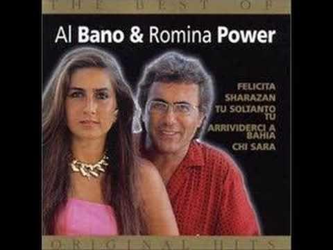 Al Bano & Romina Power - ERA CASA MIA (IT WAS MY HOME)