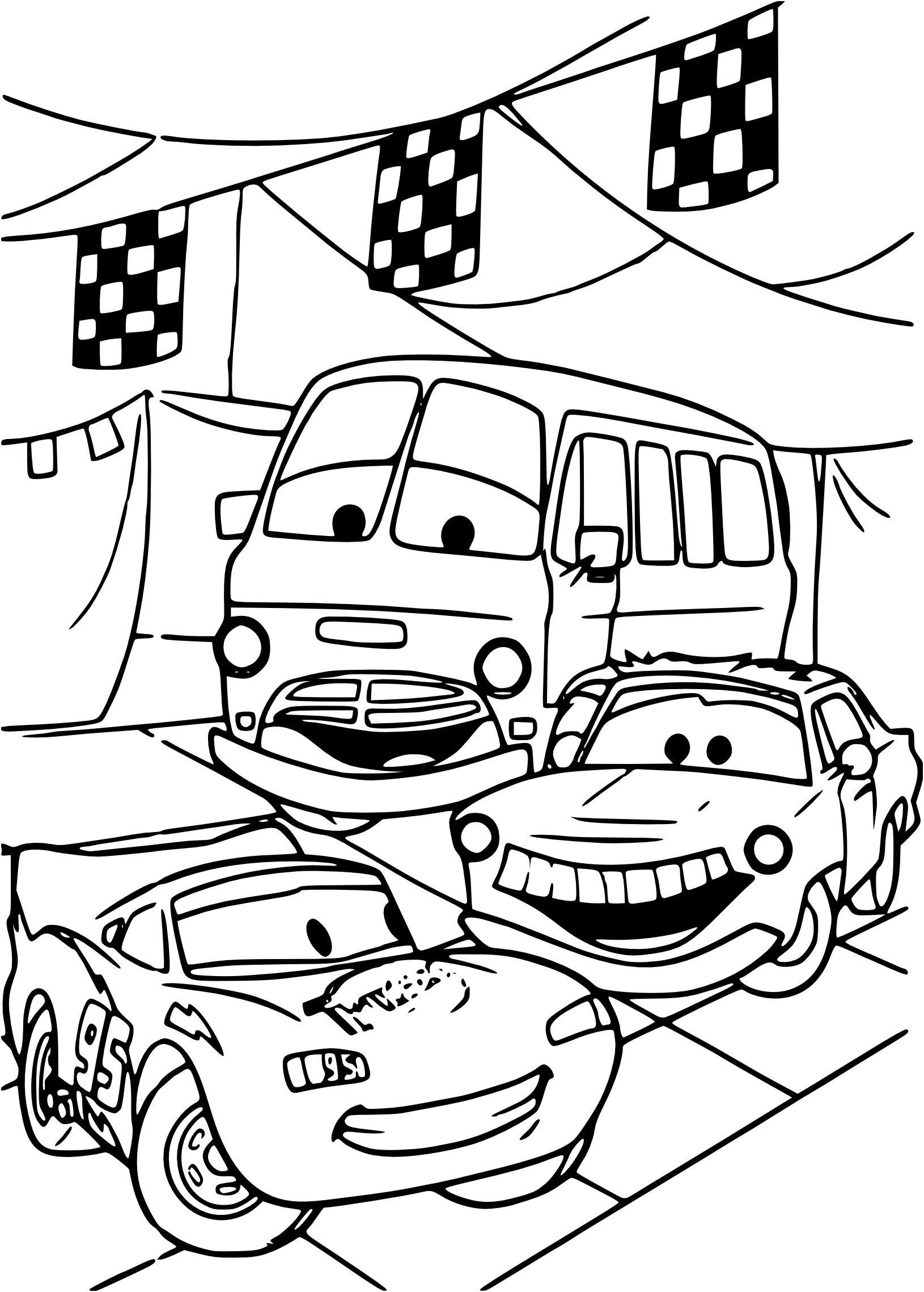 13 Positif Dessin Disney A Imprimer Collection Disney Coloring Pages Race Car Coloring Pages Coloring Books