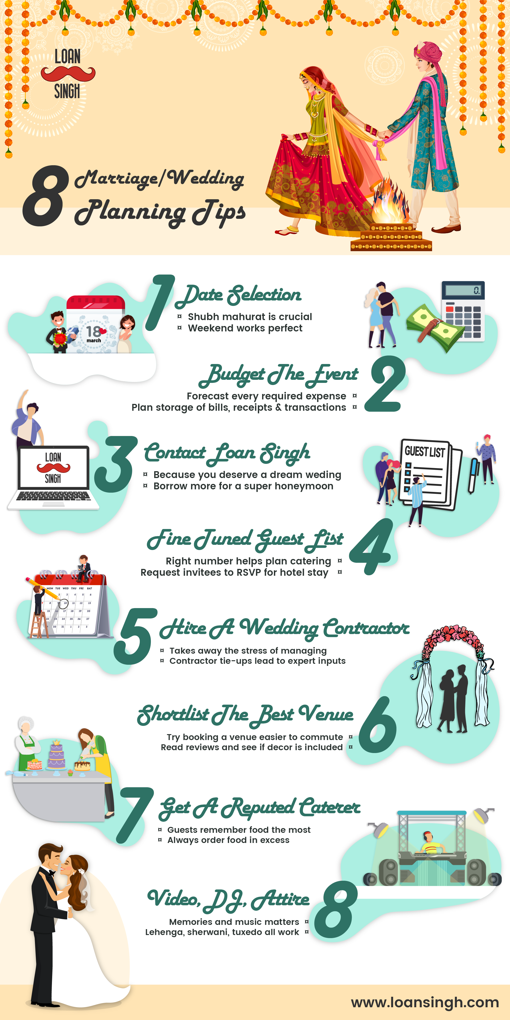 8 Marriage Wedding Tips Find Out How To Get Wedding Loan India Best Loan Website In India Best Personal Loan Personal Loans Instant Loans Finance Loans