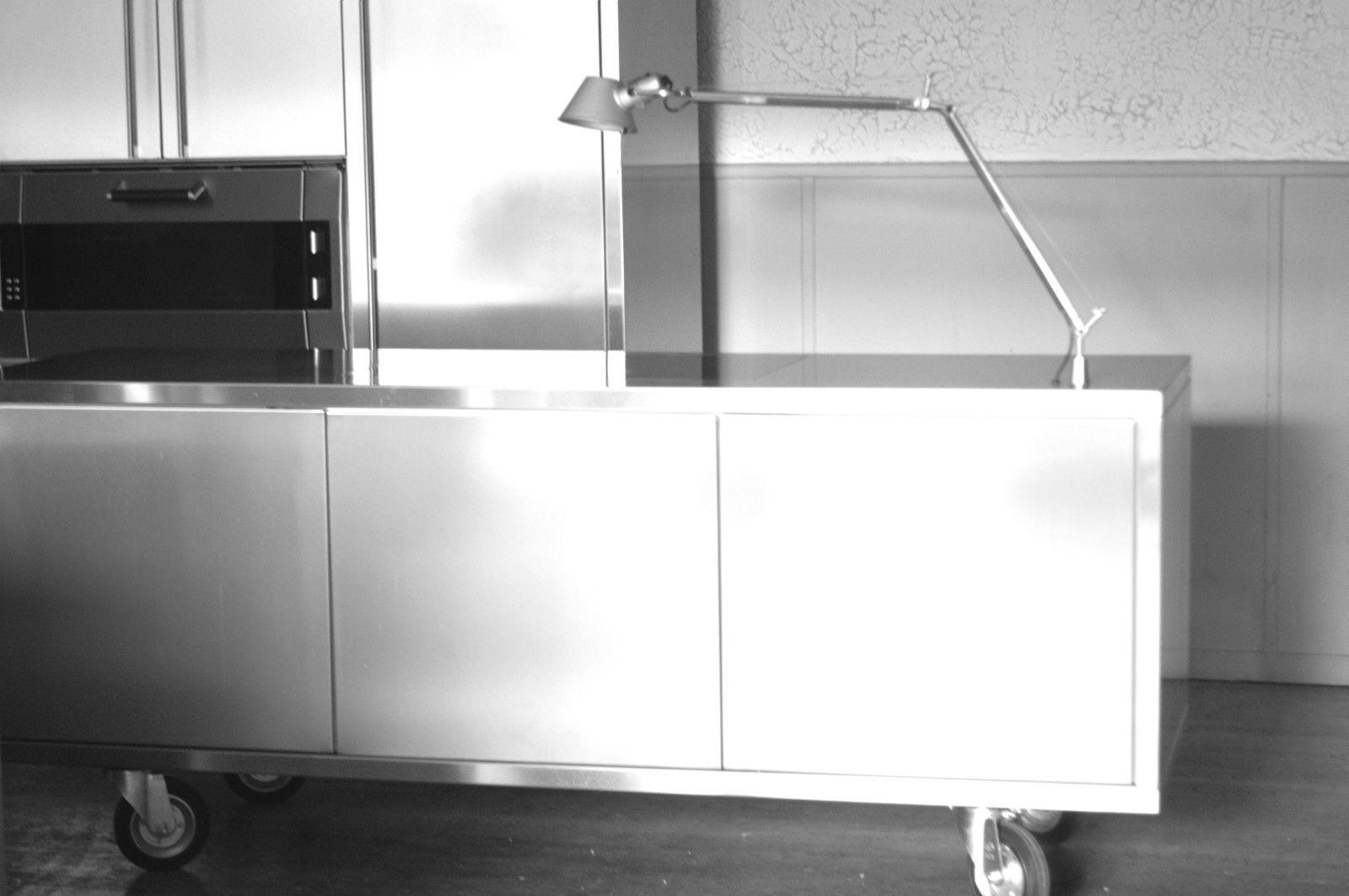 k chenmodule bulthaup system 20 edelstahl gaggenau. Black Bedroom Furniture Sets. Home Design Ideas