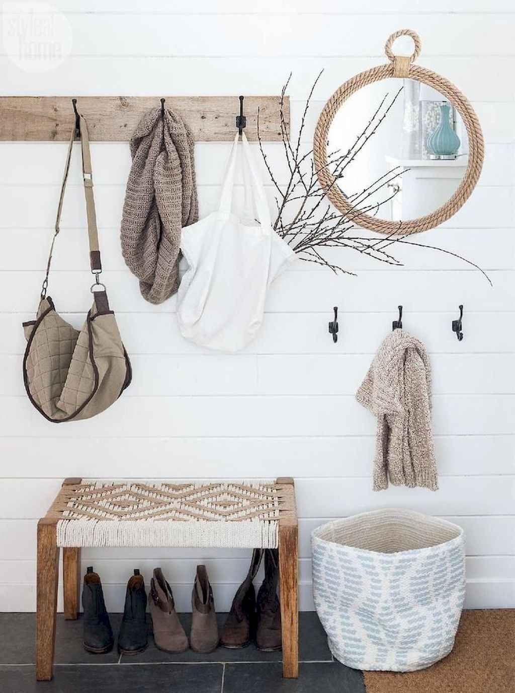 Décoration Petite Entrée Appartement petite entree minimlaiste decoration lumineuse scandinave