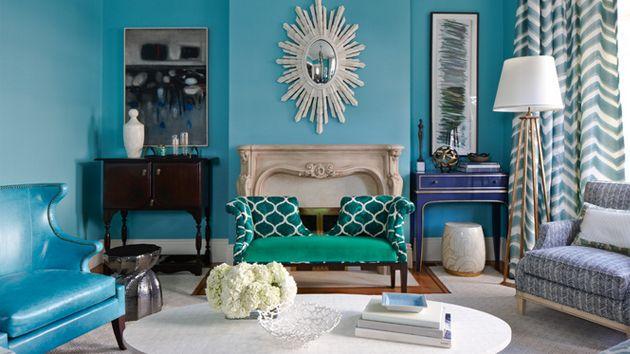 Colores alegres para tu hogar u2013 Color Expression diseño interior