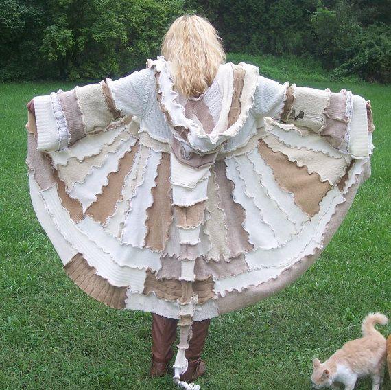 Gypsy Sweater Coat Pattern | fashion ideas | Pinterest | Chalecos ...