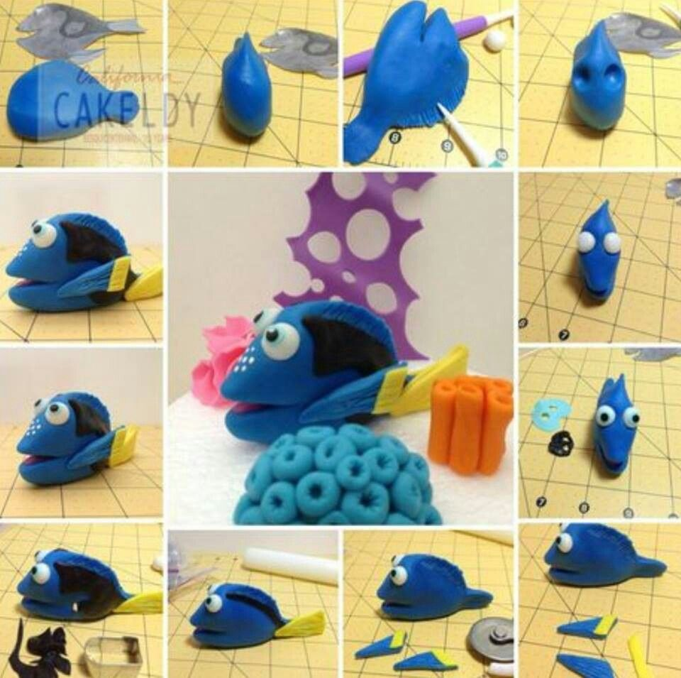 Dory, to do with clay or fondant? :)