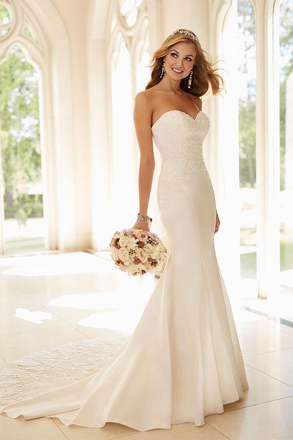 Vestidos de novia de Stella York 2017. Modelo 6236 / Stella York 2017 wedding dresses. 6236 Model