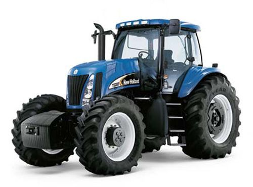 New Holland Blue New Holland Tractor Tractors New Holland