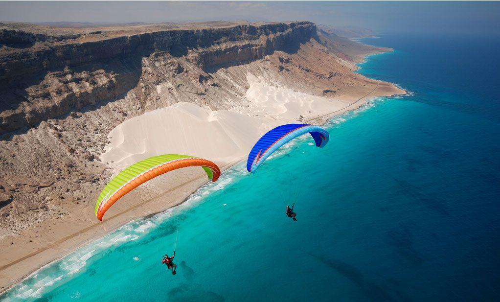 Parapente Paragliding Socotra Island Yemen Parapente Inspiration Pour Les Voyages Vacances Bretagne