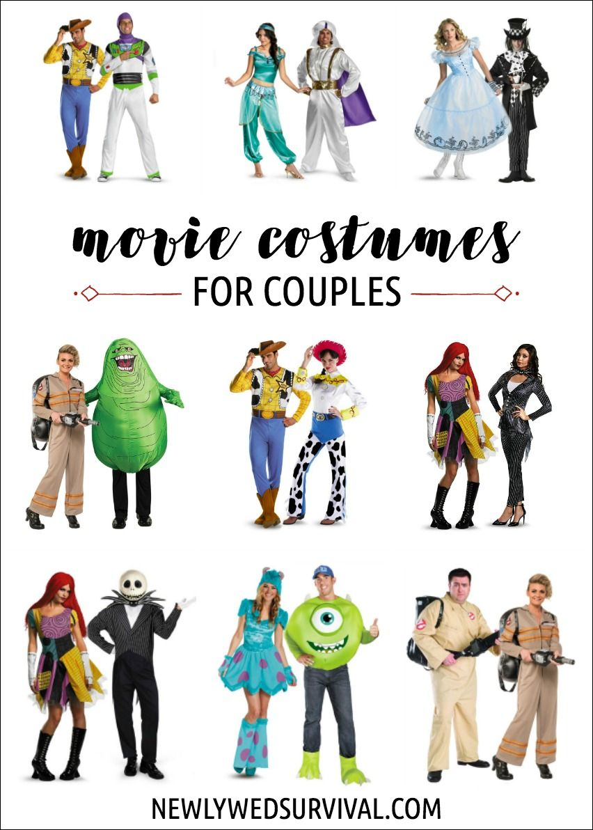 Top movie costumes for couples newlyweds marriage advice for the