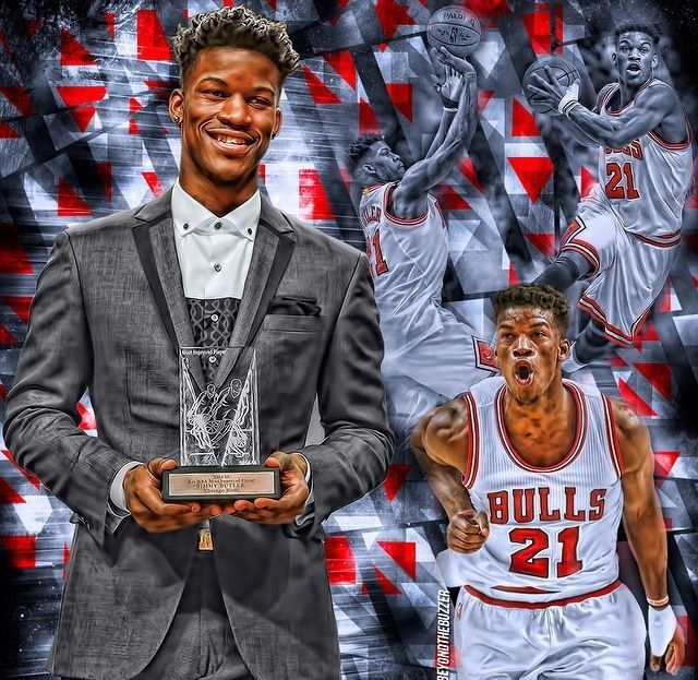 The 201415 Most Improved Player Award goes to none other