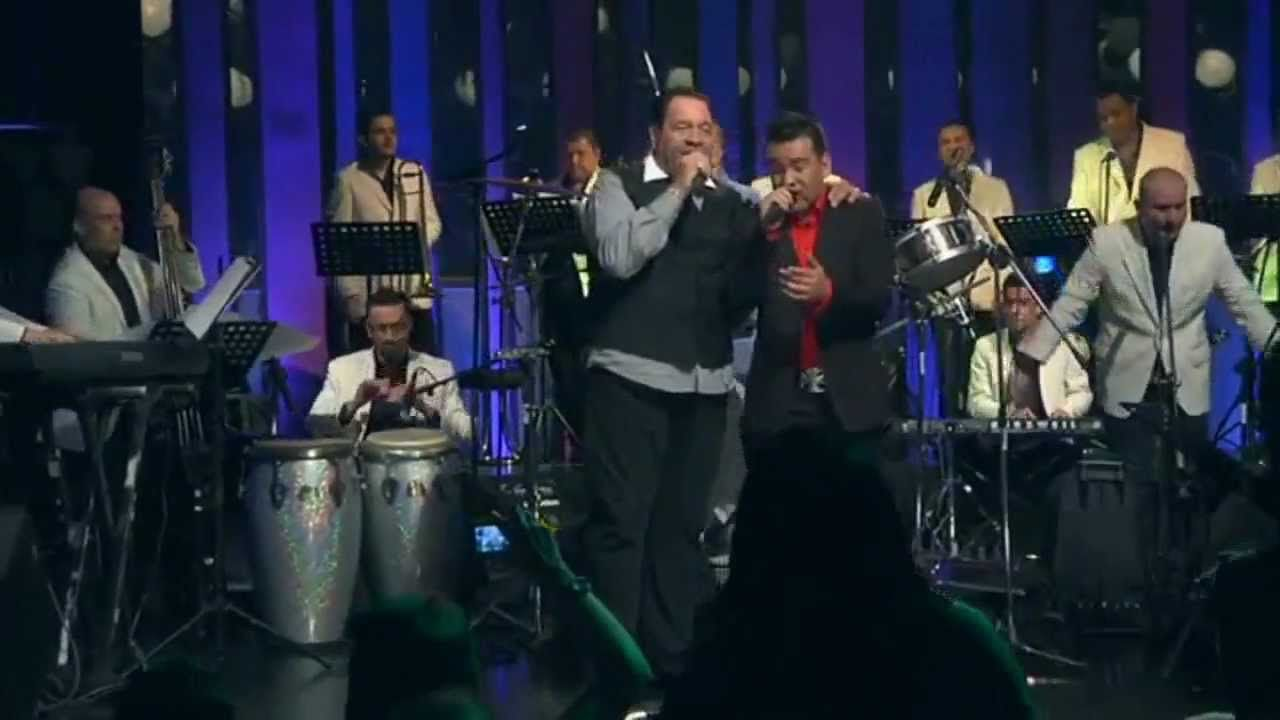 Tito Nieves & Grupo Galé & David Carl - Cuando Estés Con El  (En Vivo) HD
