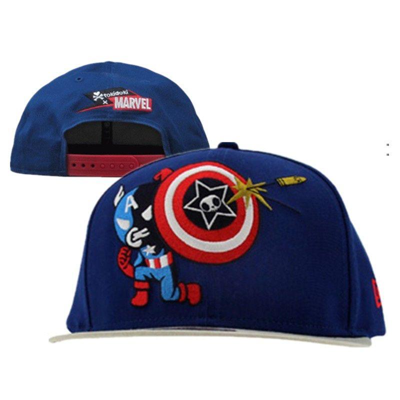 Tokidoki Snapback Hat id012  CAPS M2541  - €16.99   PAS CHERE CASQUETTES  EN. Captin AmericaNew Era ... 07baf22980cd