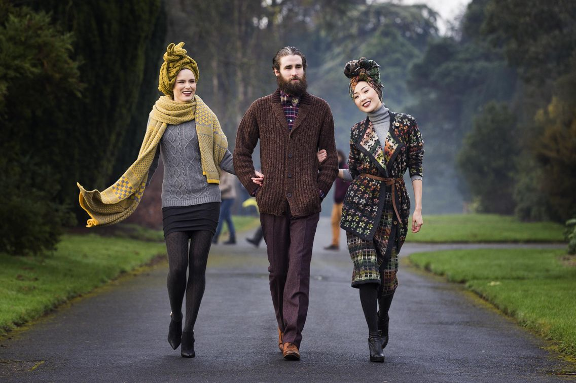 Get a fashion fix from Ireland's talented and creative designers, makers and crafts people #Showcase15