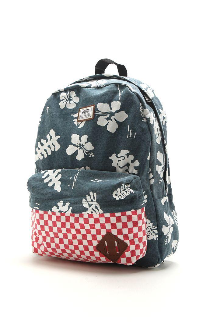 b822bb1f832 Cute Vans Backpack | vans | Vans backpack, Backpacks, Backpack bags