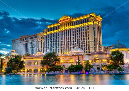 This Caesars Palace Resort in Las Vegas, Nevada. Its pager friendly.