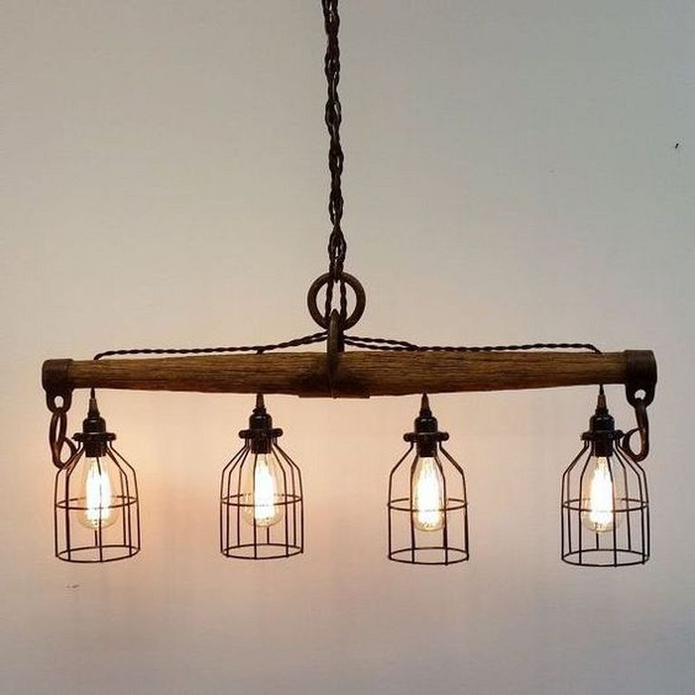 24 Cool Vintage Industrial Pendant Light Ideas For Every Room