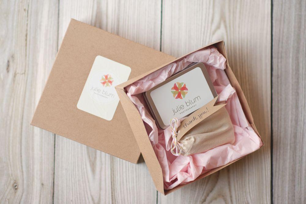 Inside Of Julie Blum Photography Packaging Usb Flash Drive