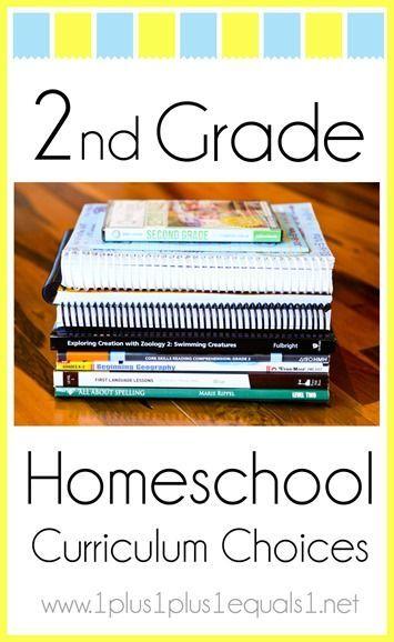 Photo of 2nd Grade Homeschool Curriculum Choices