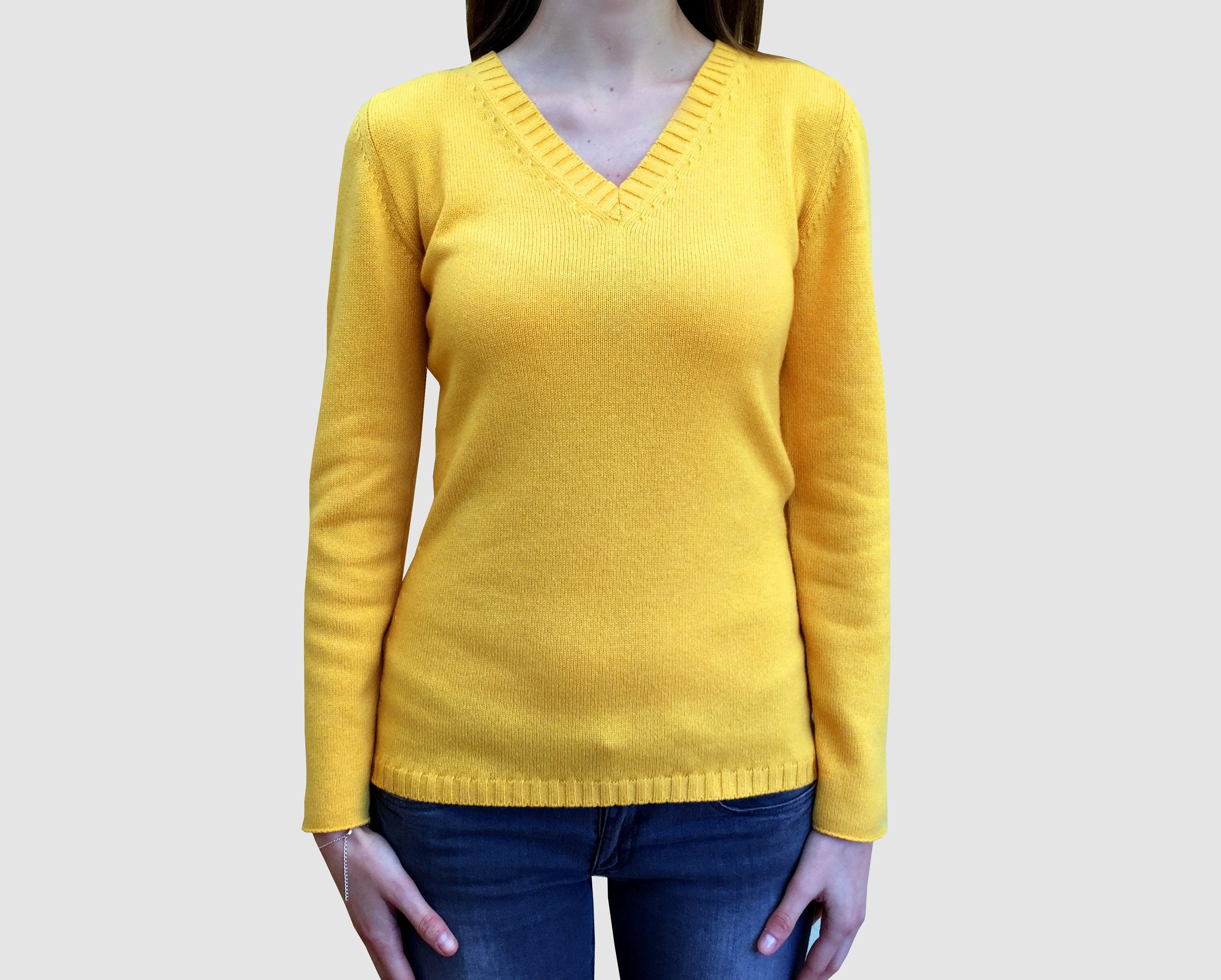 cheap for discount 53ee9 7a1d4 Cashmere v neck, cashmere sweater, cashmere pullover ...