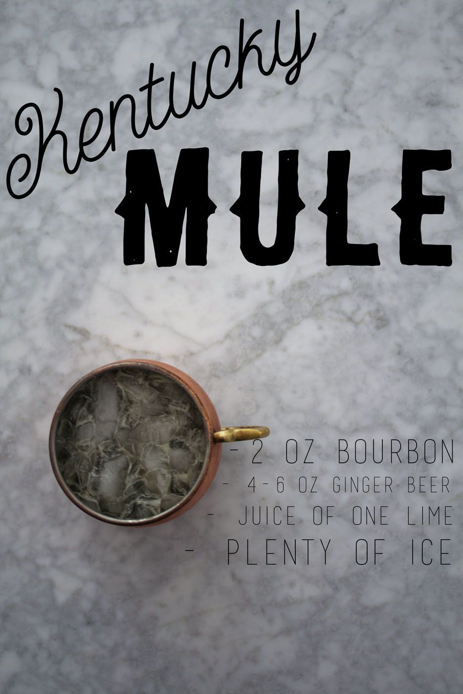 Retro vintage style metal tin sign gift Home Decor Pub Montana Mule