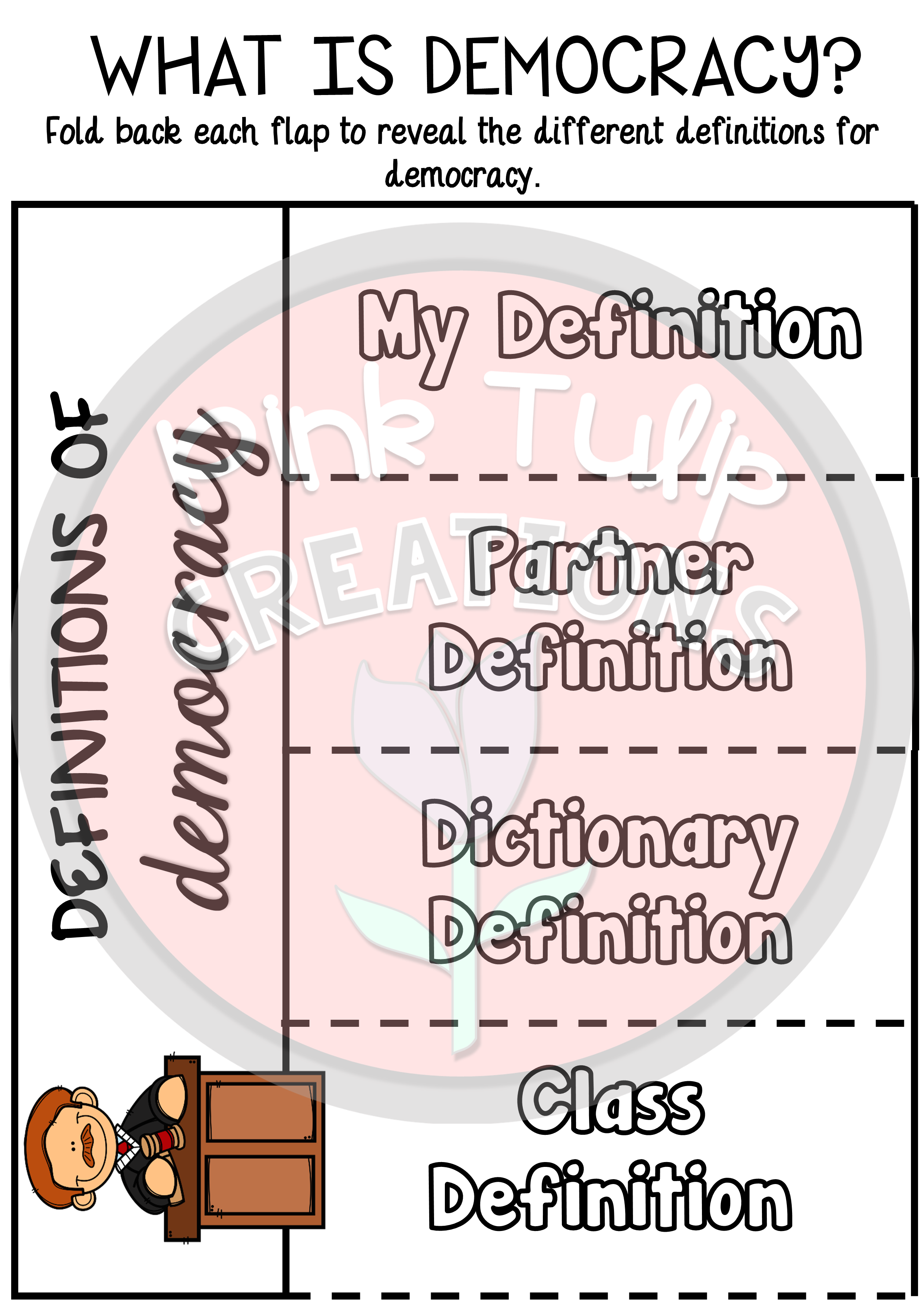Rules And Laws Activity Pack
