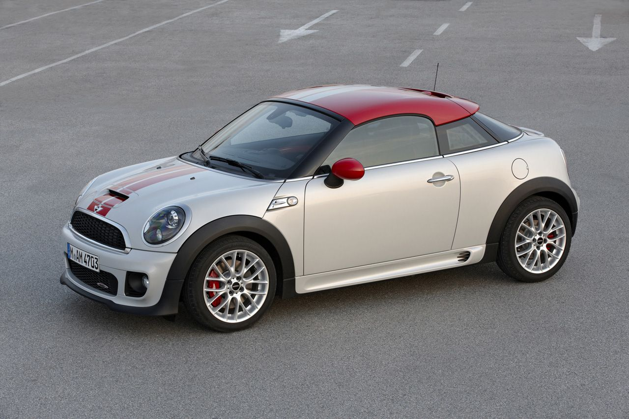 Photo of the day the 2012 mini cooper coupe