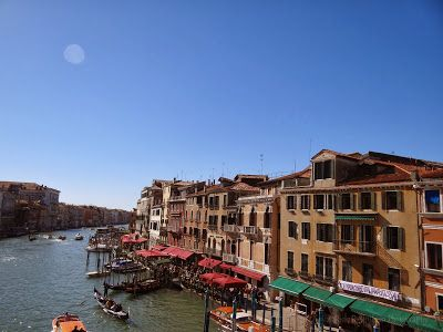 Venice as seen during our October 2013 visit