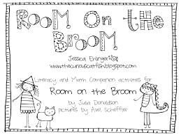 Resultado de imagen de room on the broom activity