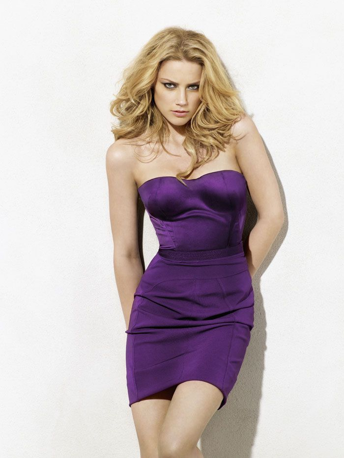 Amber Heard | Photography by James White | For Maxim | August 2008 ...