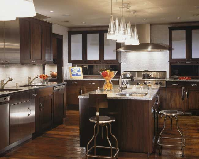 A kosher kitchen wtih contemporary style. | For the Home | Pinterest