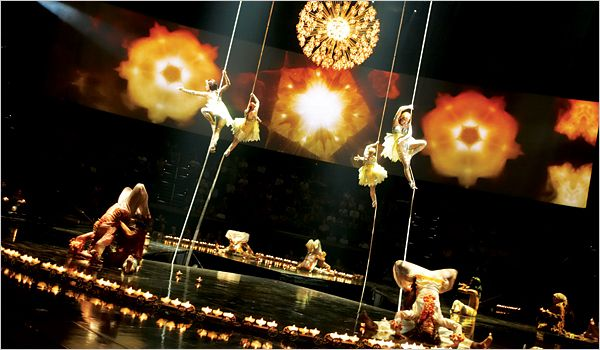 """LOVE"" – Cirque Du Soleil"
