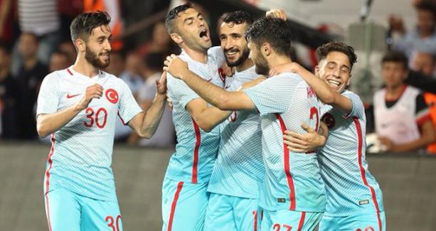 A Milli Takımımızın EURO 2016 Kadrosu Belli Oldu 'Gündem Haberleri'