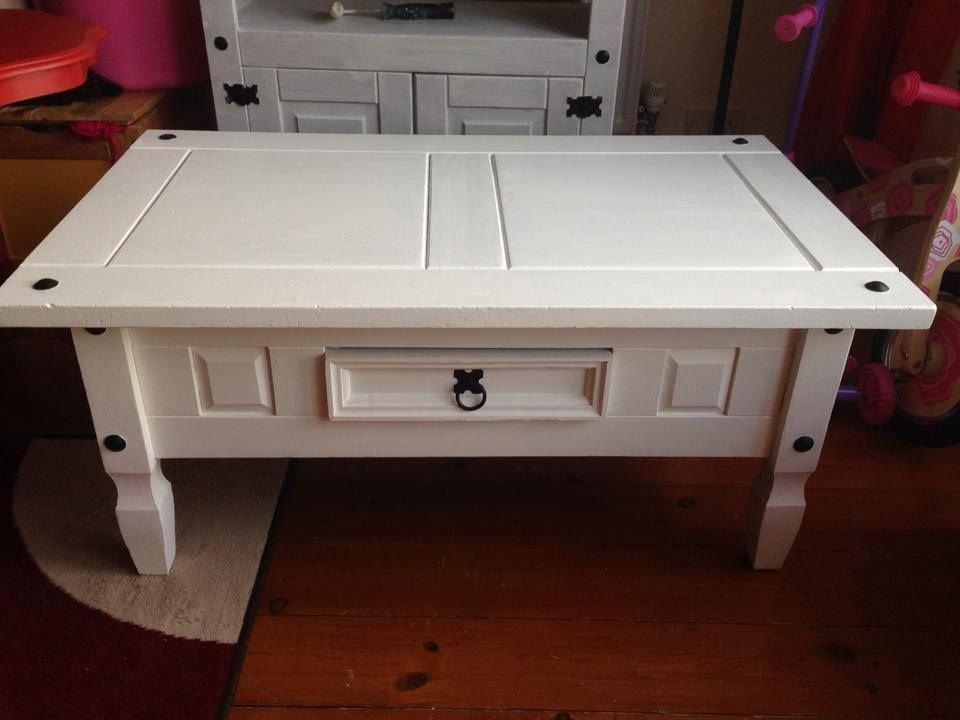 Pine Furniture Makeover, Mexican Pine Furniture Painted