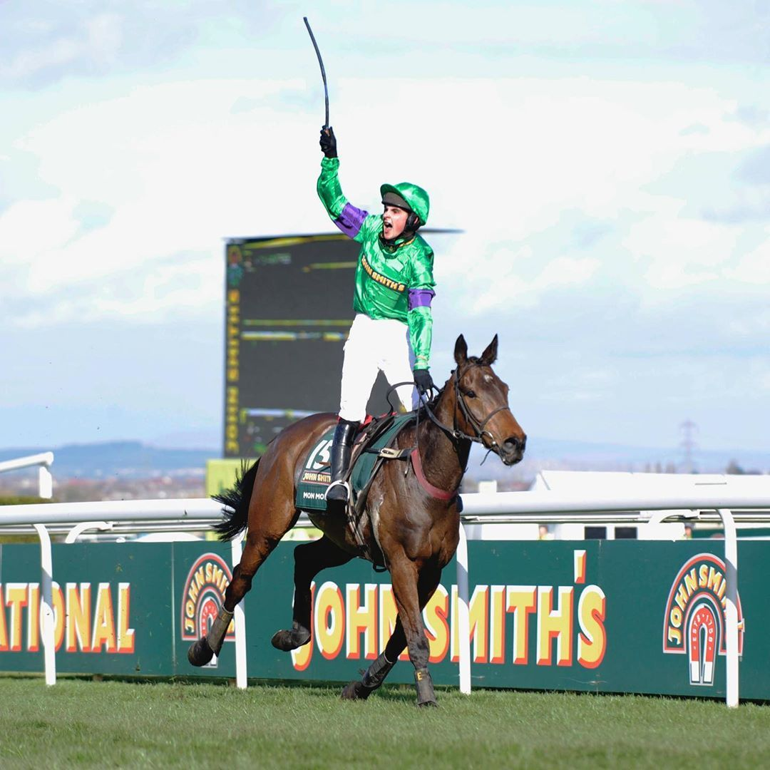 At The Races S Instagram Post Tragic News Grand National Winning Jockey Liam Treadwell Has Very Sadly Passed Away Aged 3 Grand National Racing Horse Racing