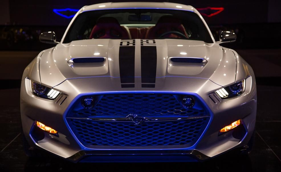 Galpin Auto Sports Rocket Ford Mustang Pictures Mustang