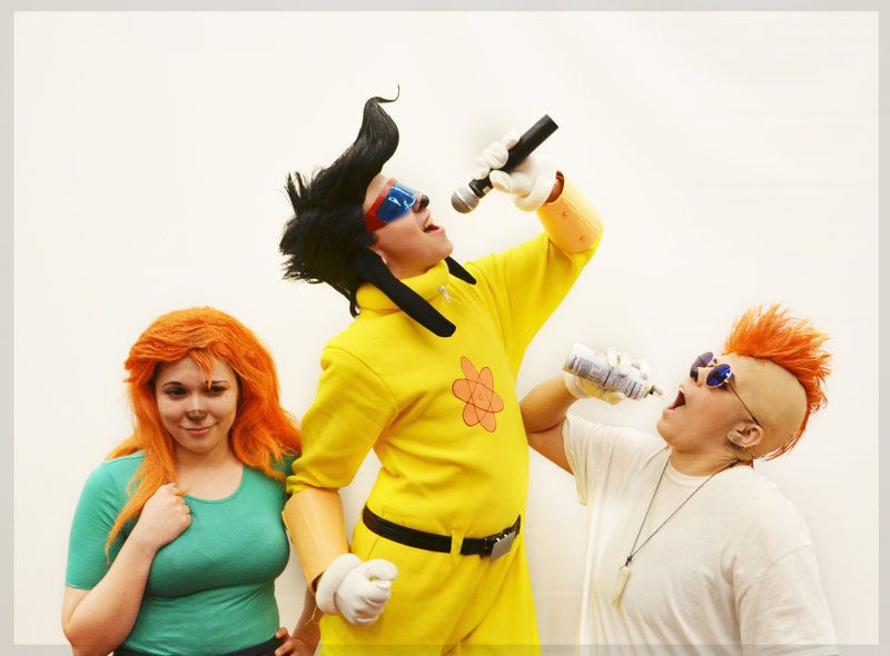 stand out by faxen se of the best goofy movie cosplay in the - Halloween Movie History