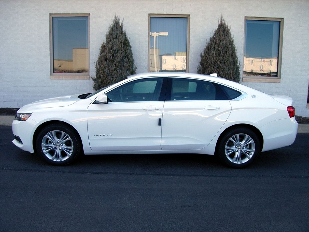The All New Redesigned 2014 Chevy Impala Chevy Impala 2014