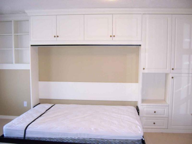 Coach House Idea: Side Tilt Murphy Bed