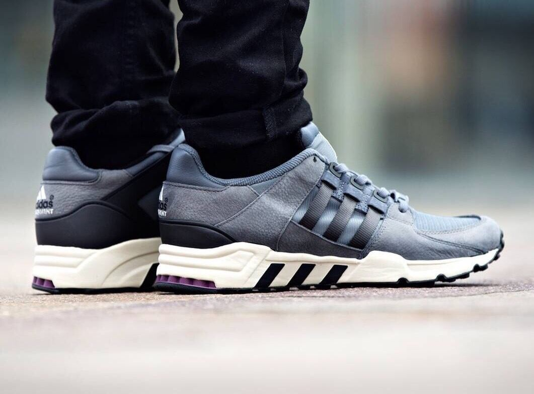 Adidas Equipment Running Support 93: Onix / Carbon