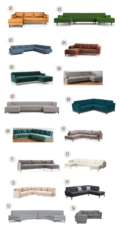 The Cutest Sofas Under 1 000 Living Room Sofa Design
