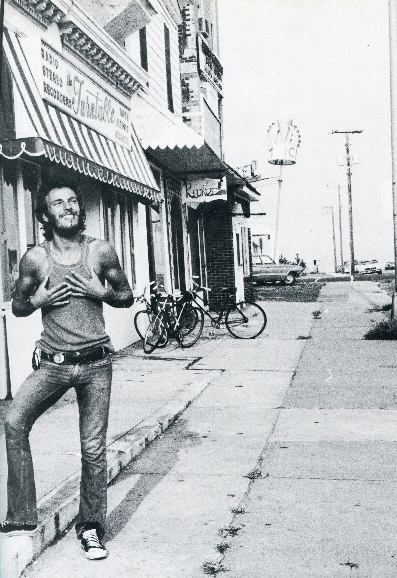 Greetings From Asbury Park Awesomeness Pinterest Park Bruce