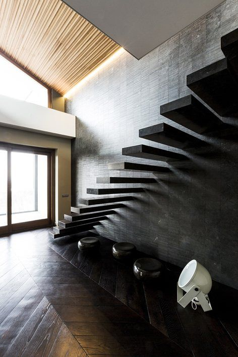 Interior With Terrace Torino Mg Architetture Staircases Also Best Design  Stairs Images On Pinterest Rh