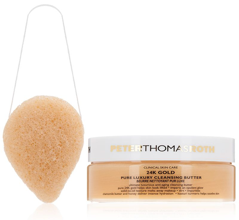 Peter thomas roth 24k cleansing butter pure products