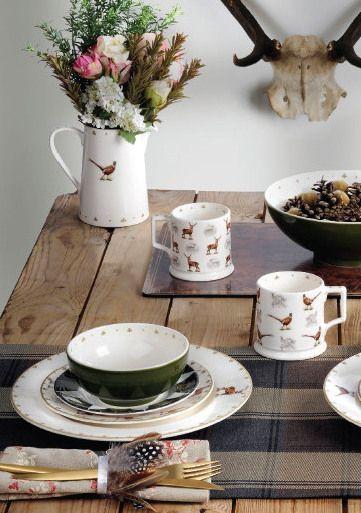 pin von kippax of yorkshire auf glen lodge spode pinterest geschirr fasan und schottische. Black Bedroom Furniture Sets. Home Design Ideas