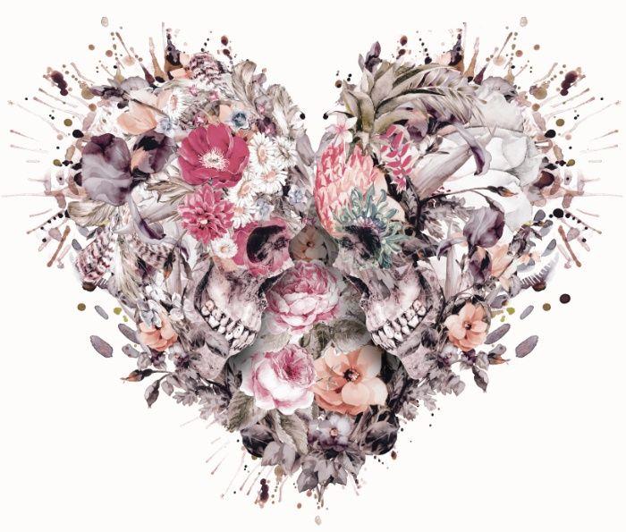 Momento Mori VIII by RIZA PEKER   Tattoo ideas   Flower
